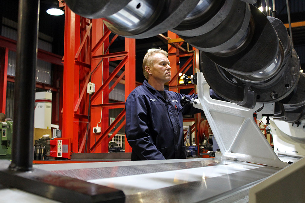 METRIC AUTOMOTIVE ENGINEERING INVESTS IN EQUIPMENT FOR ...
